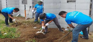 AIG in the Philippines Joins Habitat for Humanity in Juan Build 2016 Launch
